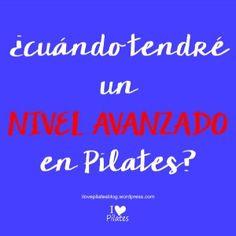 ¿En un año puedes conseguir un nivel avanzado en pilates? Lo más probable es que no, pero lo bueno es que da exactamente igual. https://goo.gl/C4ca5U #pilatesavanzado #pilatesnivel #lovepìlates
