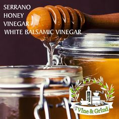 White Balsamic Vinegar, Margarita, Honey, Tableware, Glass, Food, Dinnerware, Drinkware, Tablewares