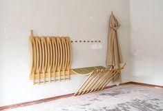 Кровать для больниц и лагерей беженцев Ирис Мюрил Ван Хаутен