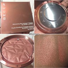 Lip Drama: Becca Cosmetics Blushed Copper Swatches & Review