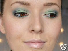 Face Of The Day: Zeemeerminnenblauw | Mascha's Beautyblog - Beautygloss.nl