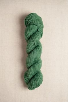Quince and Co - made in the US - parsley - 13 skeins