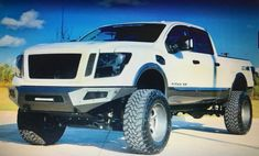 Nissan Titan Xd, New Titan, Nissan Patrol, Cummins Diesel, 4x4 Trucks, Monster Trucks, Vehicles, Car, Automobile