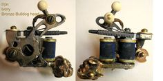 BBB Vintage Replica Liner or Shader Tattoo Machine