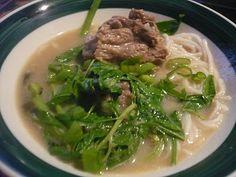 TrucVy-Zoe's Zone: Lau Vit Nau Chao (Duck and Soybean Paste Soup)