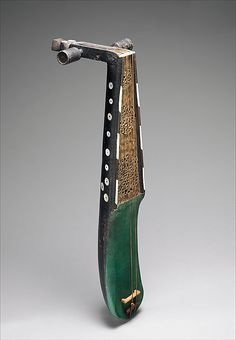 Rabab, late 19th century. Algeria or Morocco. The Metropolitan Museum of Art, New York. The Crosby Brown Collection of Musical Instruments, 1889