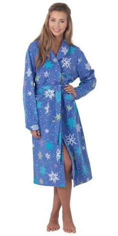 Flakey Flannel Robe The Pajamagram Company. $59.99