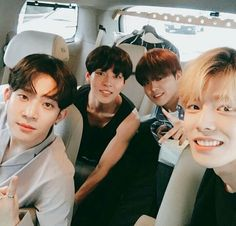 The Rose #Woosung #Jaehyung #Dojoon #Hajoon #therose