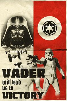 Star Wars Empire propaganda...