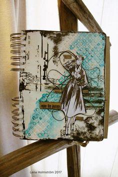 Art Journal - Enjoy the Journey