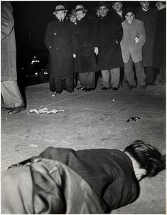 'Extra! Weegee': A New Exhibition of Images by History's Best Crime Photographer