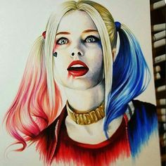 Repost from @carlosgzz003  Harley quinn Art .Cant Wait for Suicide Squad movie this Friday  _Follow me @carlosgzz003  _ _  _ _ #harleyquinn #suicidésquad #thejoker #joker #suicidesquad #sketch #drawing #art #copics #batman #cosplay #dibujo #arte @suicidesquadmovie @margotrobbie #margotrobbie #dccomics #dc @harleyquinn_official_   FOLLOW @zbynekkysela & TAG your artworks #DRKYSELA to be FEATURED!  HOT TIPS CLICK link in my profile   via http://instagram.com/zbynekkysela