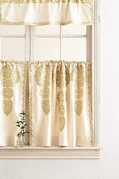 Marrakech Cafe Curtain - anthropologie.com #anthropologie #AnthroFave