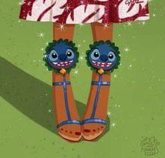 Lilo Designer Shoes ❤