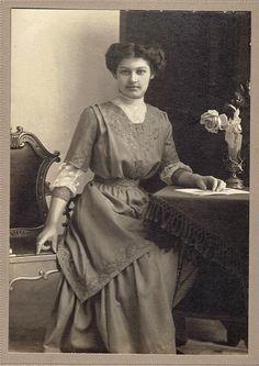 Grandma Jennie Daines Johnson