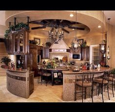Awesome kitchen design idea