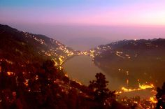Term Nain stands for Eyes, and Tal is lake, both join together to give to the world a beautiful tourist lake resort called Nainital. This popular tourist spot is in the Kumaon foothills of Uttarakhand in Northern India