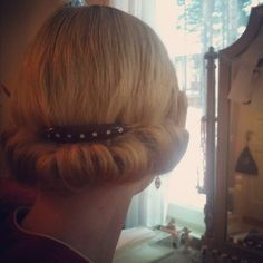 1930's hair perfection cont.