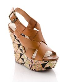 Great sandal, love the wedge