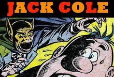 Cole's Comics: Dark Plas Halloween 2013: Plastic Man Stakes Out A Vampire!