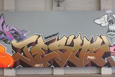 remember Jesus - graffiti
