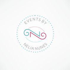 feminime events logo designs