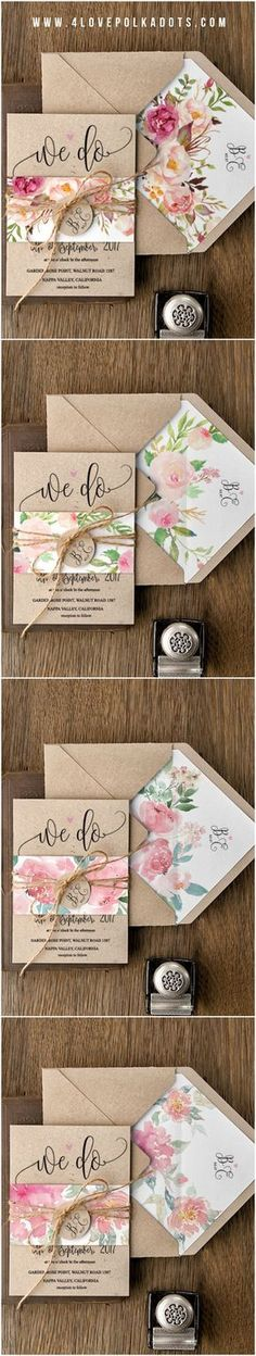 Keep this website! Most inexpensive invites I've found! Pin for the color scheme on top card