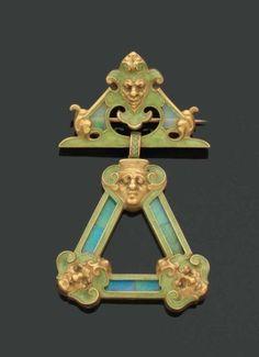 Rene Lalique jewelry