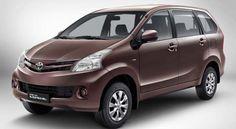 Toyota Avanza MUV