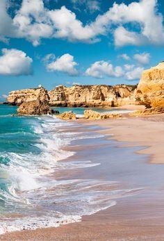 Algarve #Portugal #Beach #Travel