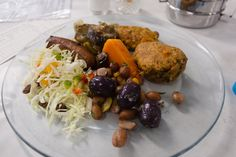 Vegecoop - vegetarian Restaurant in Rio de Janeiro, Brazil, buffet with lots of vegan options
