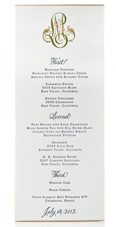 How To Properly Fill Out An Rsvp Card  Wedding Inspirations