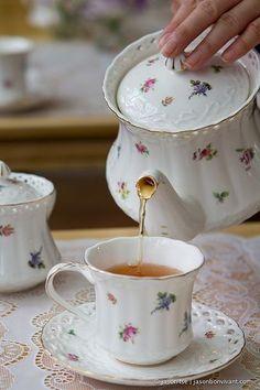 Это время чая !: