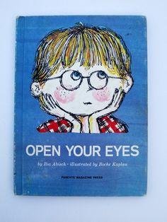 Children's book (Open your eyes) - 1964