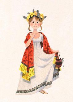 Geneviève Godbout - Art print - Révolution française, femme - Sur ton mur - 1