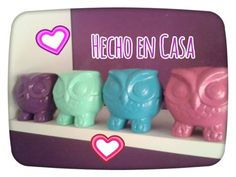 Lechuzas De Yeso Pintadas A Mano! Budas, Gatos, Etc - $ 55,00