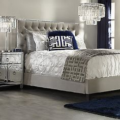 Alta Bedding - Sapphire from Z Gallerie | Home_Bedrooms ...