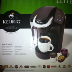 This is my life saver! Perfect cup of everything each time!