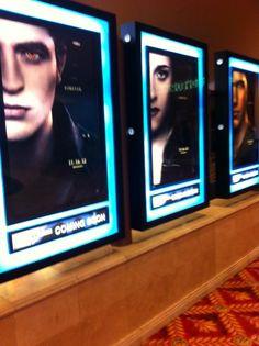 Krikorian Theater, Buena Park Mall, Anaheim, California.