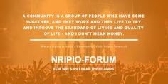 Community Quotes, Standard Of Living, Netherlands, Money, Group, Live, People, The Nederlands, The Netherlands