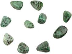 1 lb African Turquoise tumbled stones [GTAFRTB] - $62.95 : Wicca, Pagan and Occult Practice Mega Store - www.thetarotoracle.com