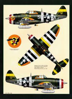 Aéro Journal N°33 - Les French Flights - Republic P-47D http://maquettes-avions.hautetfort.com/archive/2011/06/08/aerojournal.html