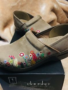 Bean Size 7.5 Bringing More Convenience To The People In Their Daily Life Women's Shoes Clothing, Shoes & Accessories Haflinger Leather Clog Made For L.l