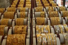 Madinat Zayed Gold Souk - 10 Things to do in Abu Dhabi on your next Travel
