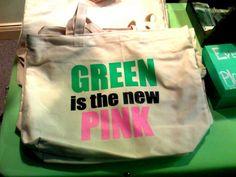 Rosa klimaaktivisme
