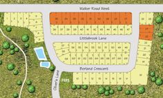 Kentucky Derby Inventory Home in Adena Ridge! Here's the site map. Site Map, Bedroom With Ensuite, Open Concept, Kentucky Derby, Real Estate, Homes, Design, Houses, Real Estates