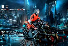 #Calvinscustom #GATETOYS #MOTOTERMINATOR #MOTOTERMIN8TOR #OneSixthScale #Motorcycle #CustomBikes, #ActionFigures #Collectibles #TerminatorSalvation #Terminator #1:6 #1/6 #OriginalDesign  #CalvinLo #Hong Kong