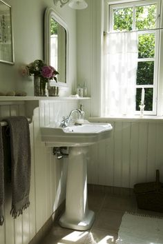 The Farm House Bathroom                                                       …