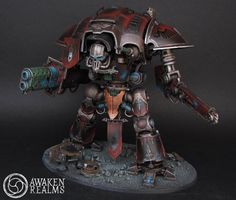 Imperial Knight - Red