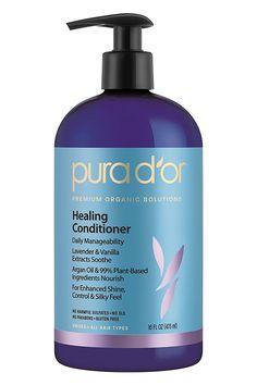 Pura D'or Premium Organic Solutions Healing Conditioner